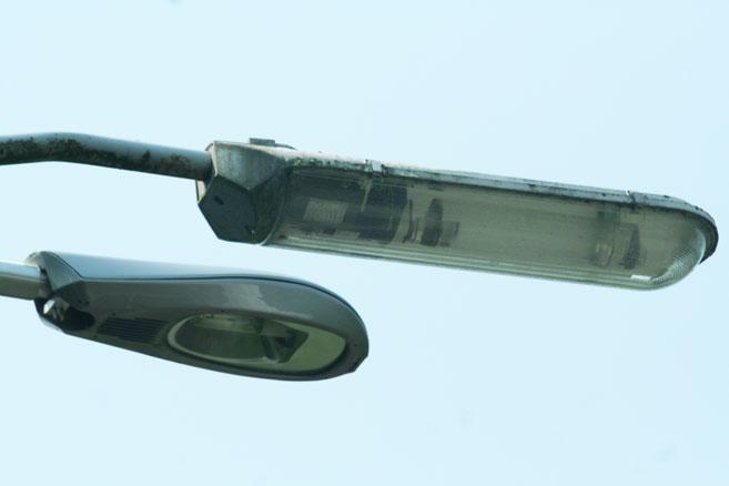 Philips Lampen Armaturen : Lantaarnpalen a